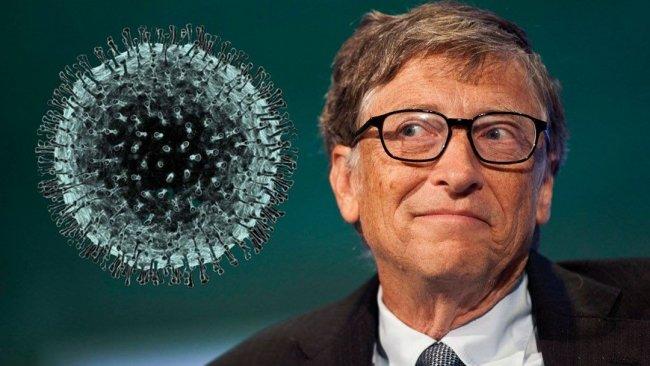 İtalyan milletvekili, Bill Gates'in insanlığa karşı suç işlemekten tutuklanmasını talep etti
