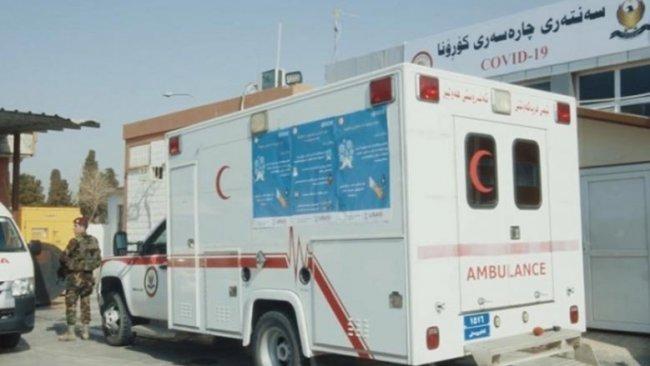 Kürdistan Bölgesi'nde 9 yeni koronavirüs vakası tespit edildi