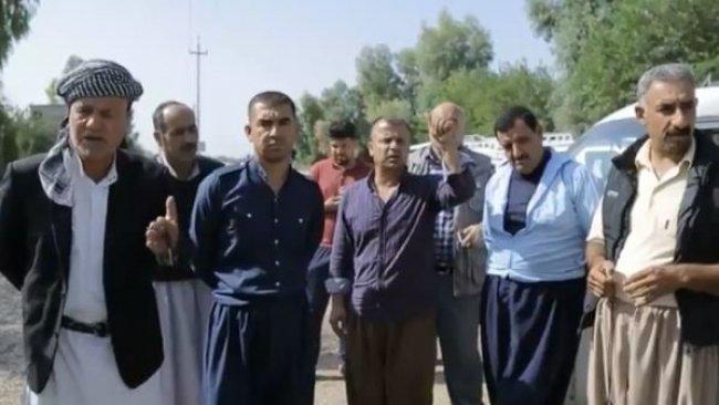 Kürt çiftçilerden 'ithal' Araplara yanıt: Tehditlerinizden korkmuyoruz!