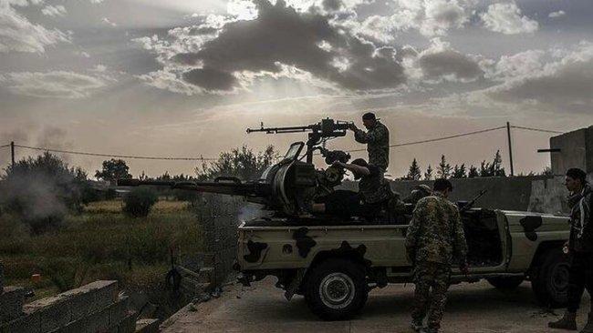 Libya ordusu, Hafter güçlerinin kontrolündeki askeri üssü ele geçirdi