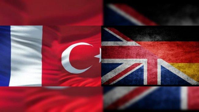 4 ülke Suriye, Libya ve Irak için toplanacak