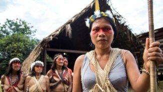 Koronavirüs, dış dünyadan izole yaşayan Waorani kabilesine de sıçradı!