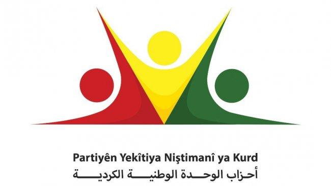 Rojava'da Siyasi partiler ortak çatı altında birleşti