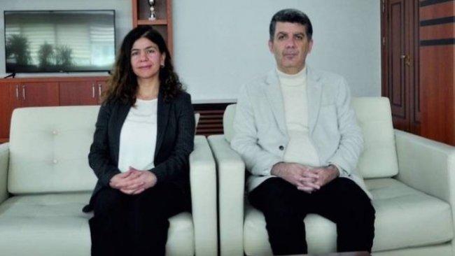 Siirt'te eşbaşkanlar 'ev hapsi' şartıyla serbest bırakıldı