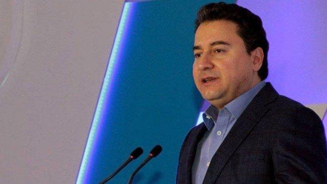 Ali Babacan: HDP'nin ötekileştirilmesi devlete yakışmaz; ittifak...