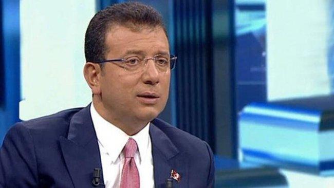 Ekrem İmamoğlu, Süleyman Soylu hakkında suç duyurusunda bulundu