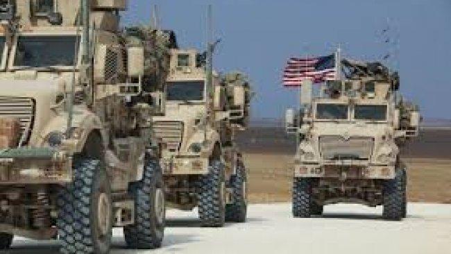 Heseke'de Suriye rejim ordusu  ABD konvoyunun geçişini engelledi