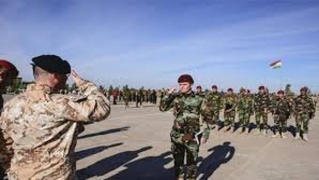 Peşmerge ve Koalisyon Güçleri'nden IŞİD'e operasyon