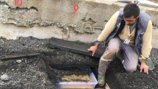 261 cenazenin gömüldüğü kaldırımın görüntüsü ortaya çıktı