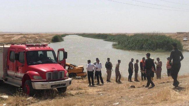 Dakuk Çayı'na düşen 4 kardeşin cansız bedenleri bulundu