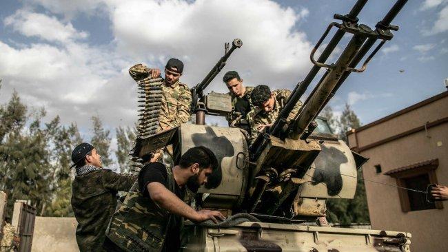 'Hafter güçleri Türk hedeflerine 'Libya tarihinin en büyük hava saldırısı' tehdidinde bulundu