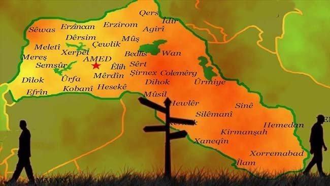 İşgalcilerin Kürdistan Alerjisi ve Uzlaşamayan Kürdler