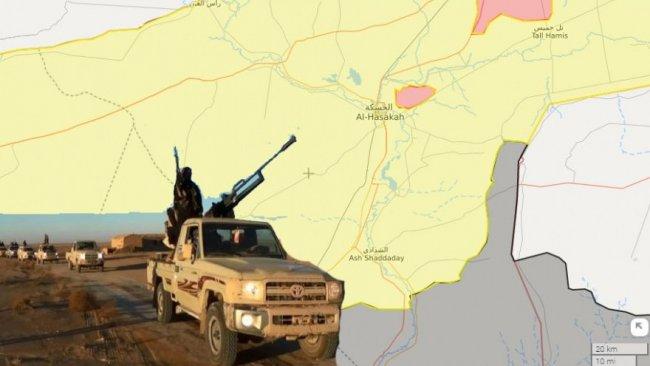 Rusya'dan Rojava açıklaması: Kürt güçlerine saldırılar gerçekleşti