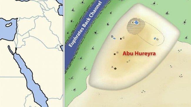 13 bin yıl önce patlayan kuyruklu yıldız Suriye'de bir köyü yok etti