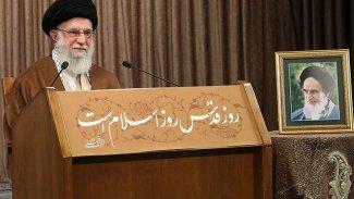 Hamaney: İsrail, kökünden sökülüp yok edilecek...