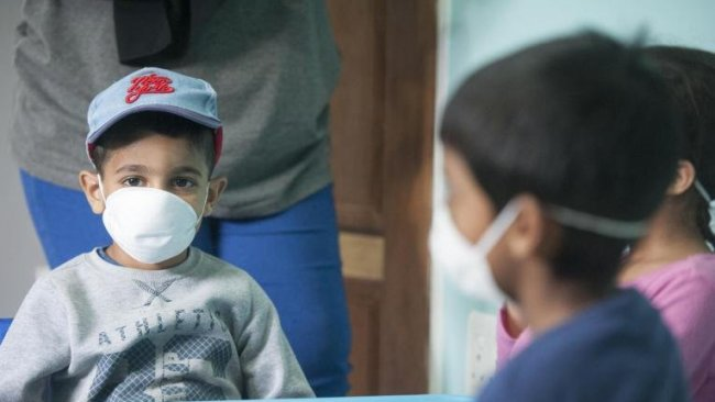 UNICEF: 80 milyon çocuk risk altında