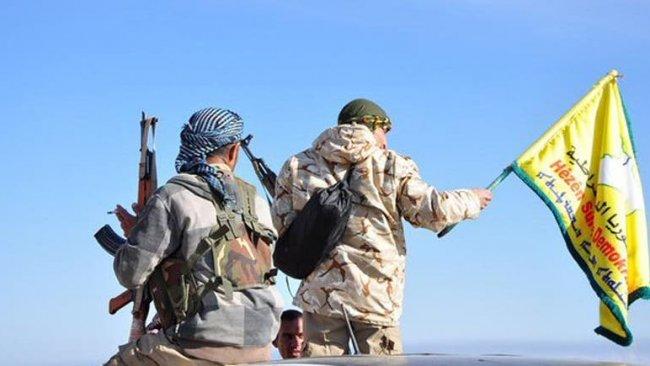 DSG ve Koalisyon Güçleri'nden ortak operasyon