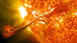 Güneş en büyük solar minimum dönemine girdi