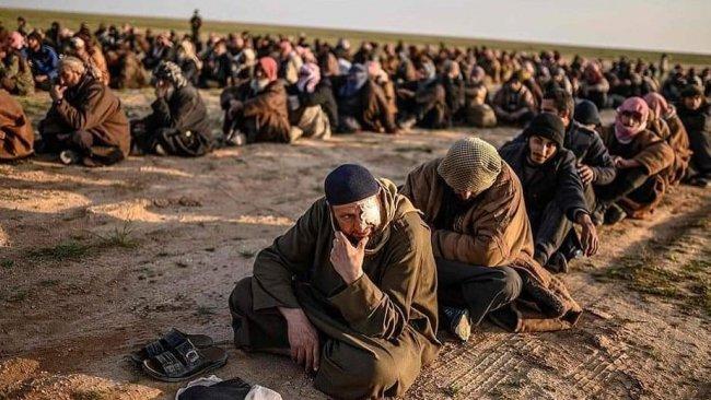 'IŞİD'liler soykırım ve insanlığa karşı suçtan da yargılansın'