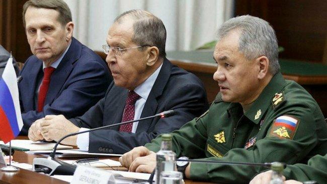 Lavrov ve Şoygu arasında 'Hafter' krizi