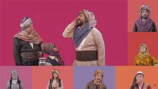 Rojavalı müzisyenlerden bir ilk