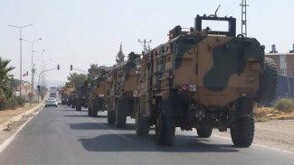 Türkiye'den Serêkaniye'ye askeri sevkiyat