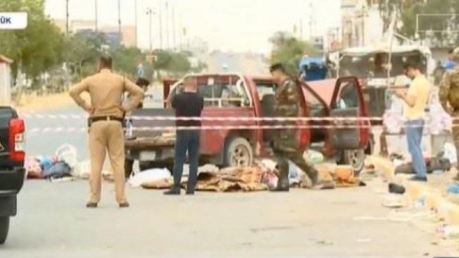 Kerkük'te vahşi cinayet: Kürt polis boğazı kesilerek katledildi!