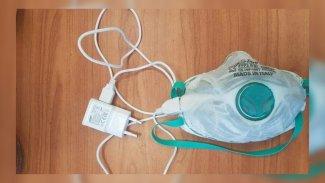 Kovid-19 tedavisi: Virüsü öldüren elektrikli yüz maskesi üretildi
