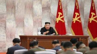 Kuzey Kore lideri Kim Jong-un'un haftalar sonra ortaya çıktı ...