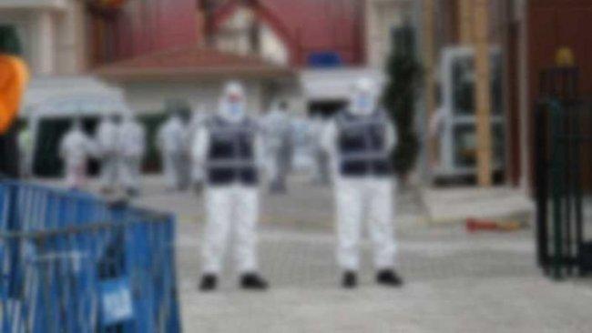 Urfa'da 10 bina karantinaya alındı