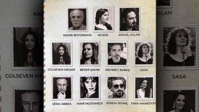 Kürt sanatçılar Kirmancca için bir araya geldi