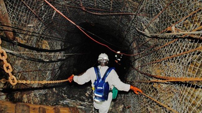 Dünyanın en derin madeninde koronavirüs tespit edildi