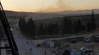 Efrin'de 2 ayrı patlama!