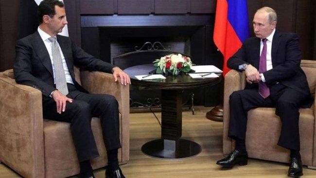 Newsweek: Esed, Kremlin'in sabrını tüketiyor