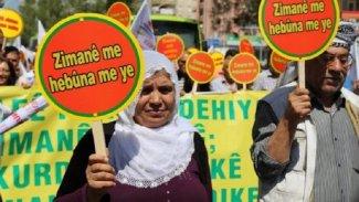 AİHM: Ana dilde eğitim talebi için gösteri suç değil