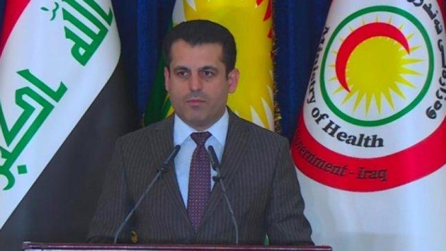 Kürdistan Sağlık Bakanı'ndan sokağa çıkma yasağı ile ilgili açıklama