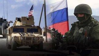 Rojava'da gerilim! ABD askerleri Rus askerlerinin önünü kesti