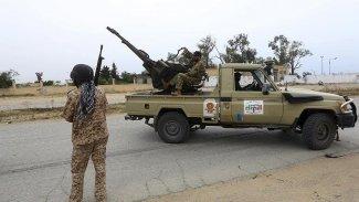 Rusya, Suriye'de eğitilen 450 savaşçıyı Libya'ya gönderdi