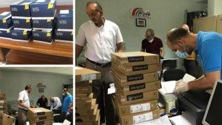 ABD, Irak ve Kürdistan Bölgesi'ne koronavirüs tanı kitleri gönderdi