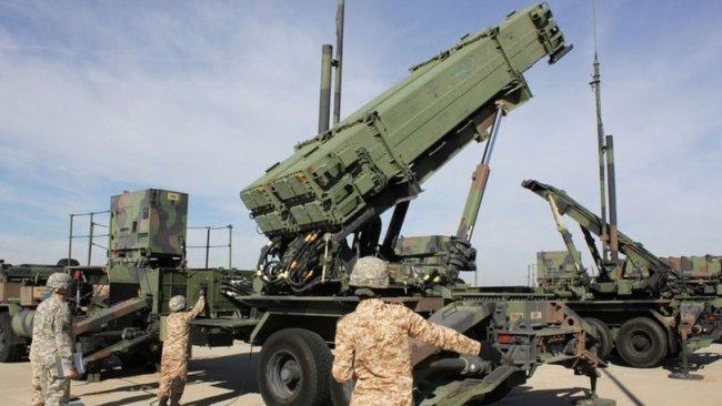 ABD, Suriye'de hava savunma sistemi konuşlandırdı
