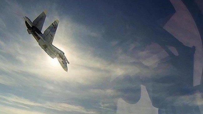 ABD ve Rusya arasında havada gerginlik