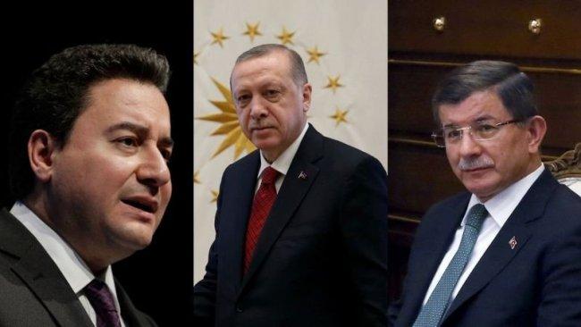 'Babacan ve Davutoğlu AK Parti'yi zorluyor ama...'