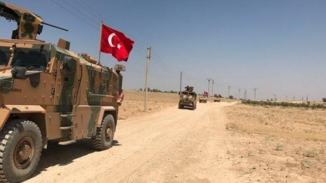 İdlib'de TSK konvoyunun geçişi sırasında patlama