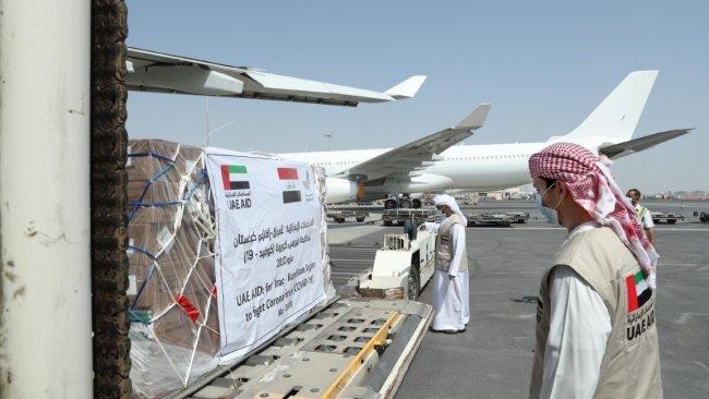 BAE'den Kürdistan Bölgesi'ne tıbbi yardım