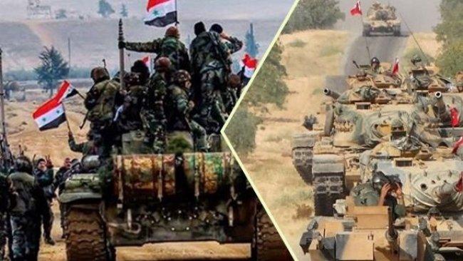 İdlib'de askeri hareketlilik