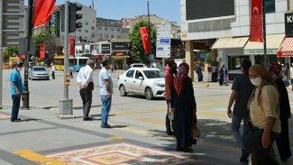 Malatya'da Kovid-19 vaka sayısı arttı