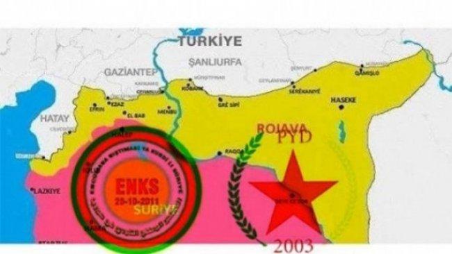 'PYD ile ENKS anlaşırsa Şam ve Kürtlerin ilişkileri değişebilir'