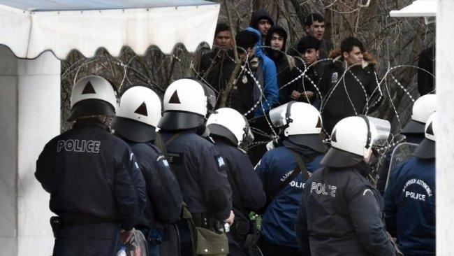 Yunanistan'dan Türkiye sınırına takviye güç gönderme planı