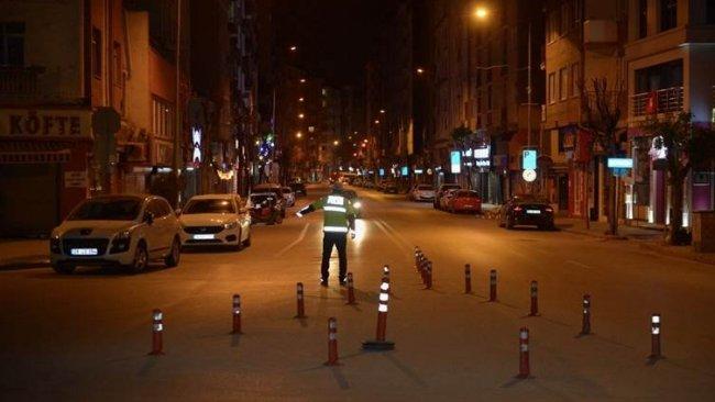 15 ilde hafta sonu sokağa çıkma kısıtlaması uygulanacak
