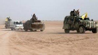DSG ile Koalisyon Güçleri'nden IŞİD'e ortak operasyon